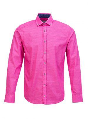 "Camasa barbati ""Very Pink"""