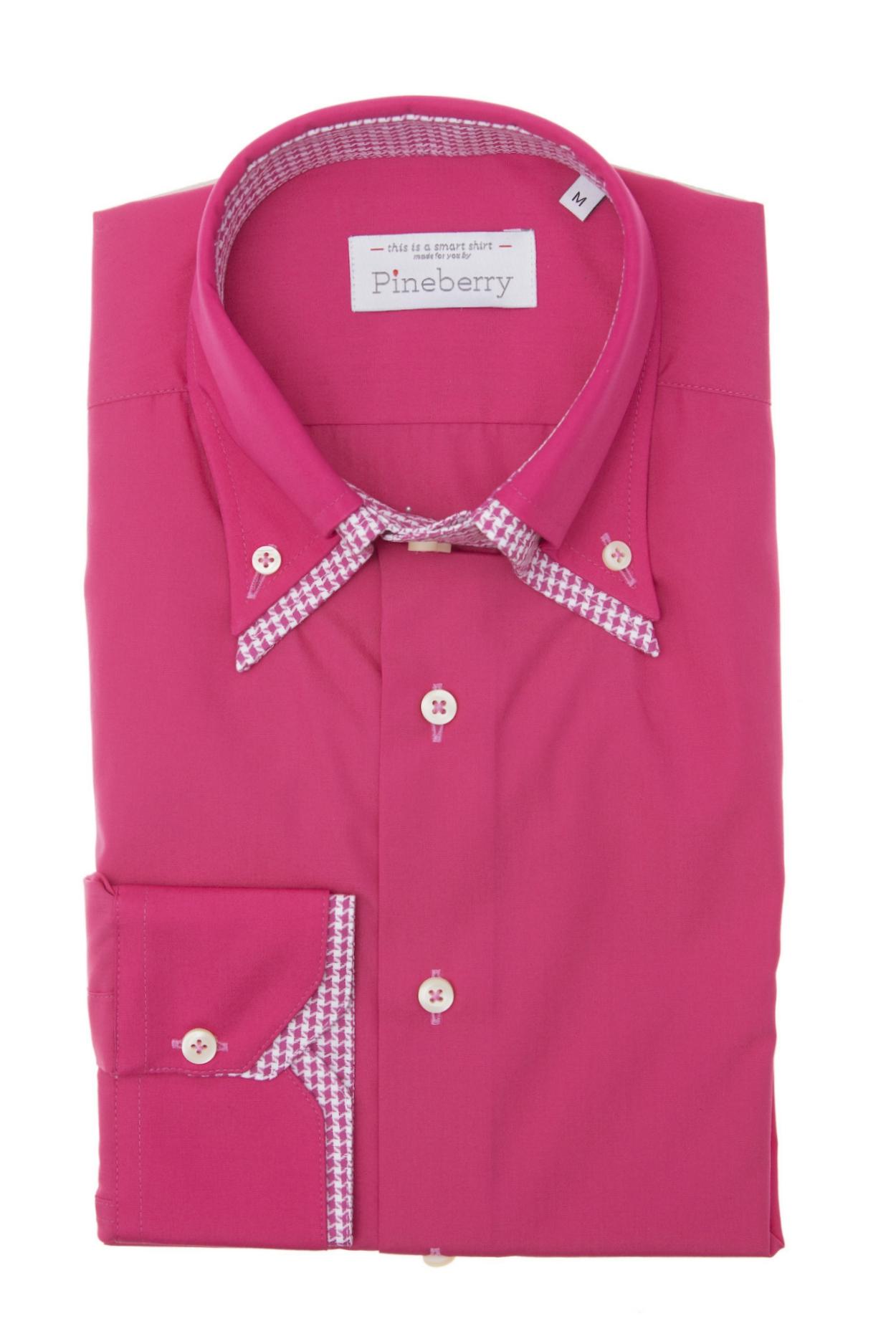 Camasa barbati quot;Very Pinkquot;