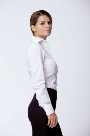 Camasa Dama Alba Slim Fit Morgan