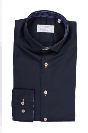 Camasa Barbati Navy Smart-Casual