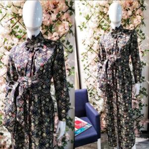 rochie tip camasa lunga