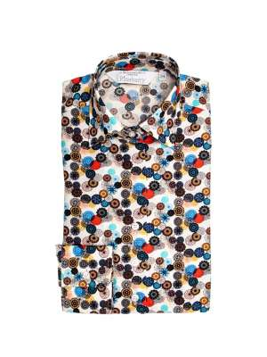 Camasa Dama Slim Fit Buline Multicolore
