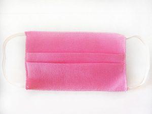 Masca Bumbac Non-Medicala Roz (10 buc/pax)